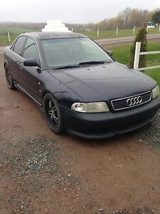 Need gone 1.8t Audi A4 lowered