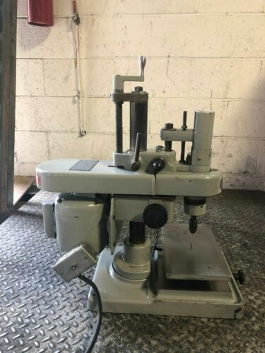 Henes Morgan Hamilton Sensitive Drilling / Tapping Benchtop Press