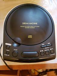 CD Radio Alarm Clock