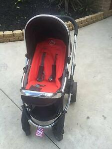 ICandy Pram / Stroller and bassinet Briar Hill Banyule Area Preview