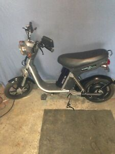 Swift 100 electric scooter