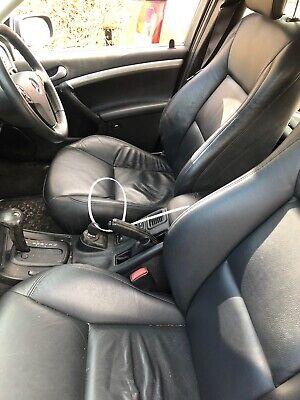 saab 9-5 leather seats