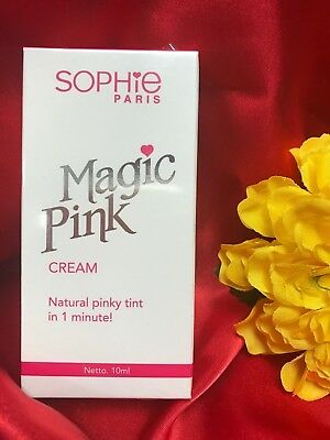 1 Magic Pink Cream Blush Rosy Cheeks Natural Pink Tint in 1 Minute 10ml