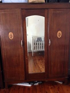 Vintage Wardrobe Adamstown Newcastle Area Preview