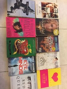 Young Adult Books For Cheap!