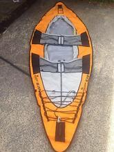 Stearns ik140 kayak (inflatable) Mangrove Mountain Gosford Area Preview