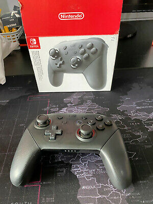 Official Nintendo Switch Pro Controller - New In Box