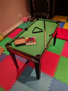 Voit 4 in 1 game table