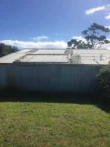 Double garage with side shed Mount Martha Mornington Peninsula Preview
