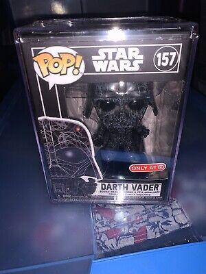 Funko Pop Star Wars Futura Darth Vader- Target Exclusive