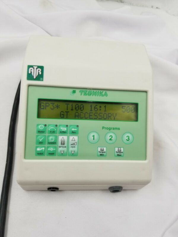 ATR Tecnika Endodontic - Endo Motor