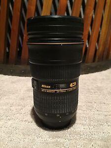 Nikon 24-70 f 2.8