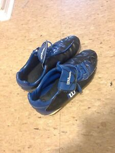 Used soccer/football cleats (men's size 11)