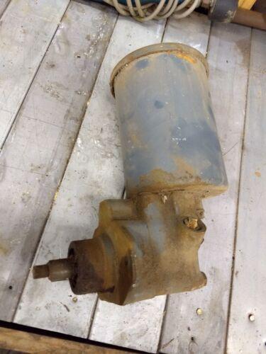 Vickers VTM vane hydraulic pump power steering