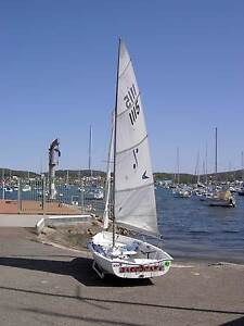 Flying 11 Sailboat - 'BackDraft' 1115 - For Sale Hamilton Newcastle Area Preview
