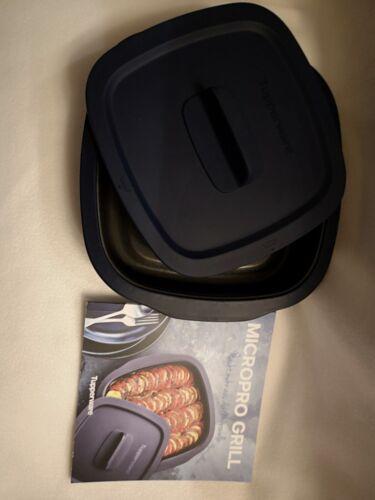 NEU! Tupperware Micro Pro Grill mit Kochbuch, NP ca. 260 EUR, ovp im Karton