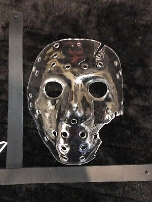 Jason mask Part 7 Hero Blank Kit Friday The 13th ](Jason Part 7 Mask)