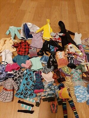 Barbie, monster high, Ever after high Clothes Lot!