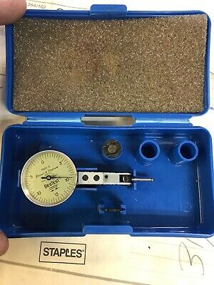 Brown And Sharpe Bestest Indicator 599-7031-5 Dial Test Indicator