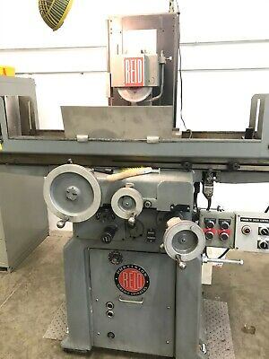 Reid-o-matic Precision Surface Grinder - Model 618-hyd