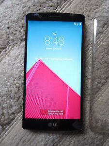 UNLOCKED LG G4 with 32 gig memory - super mint condition