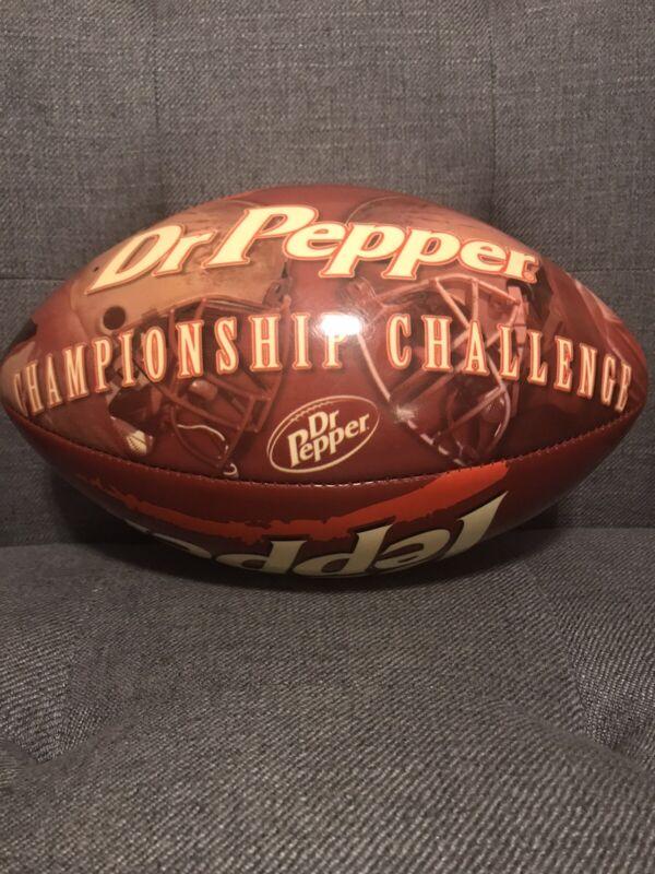 Dr Pepper advertising football - Championship Challenge