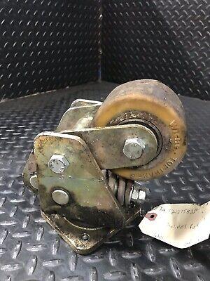 524275825 Caster Yale Pallet Jack Forklift Forktuck Good Used Mpe060lf
