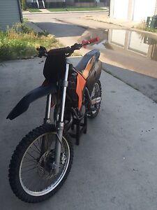 98 KTM SX 125