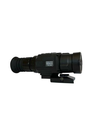 Bering Optics HOGSTER-R 25mm Lens Thermal Riflescope (Free Spyderco Knife)