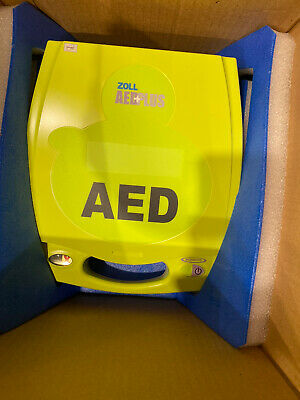 Zoll Aed Plus Defibrillator Never Used Includes New Batteries