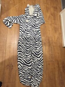 Adult Zebra onesie Mickleham Hume Area Preview