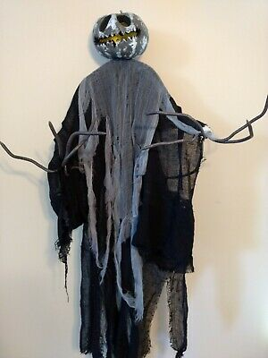 Ghost Ghoul Tim Burton Feel Halloween Horror Movie Haunted House - Tim Burton Halloween Movie