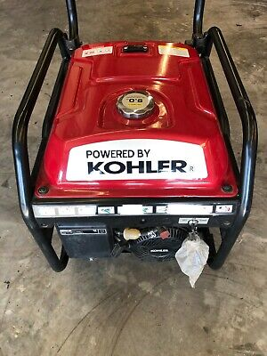 Amp Kohler Series 10000 Gas Generator
