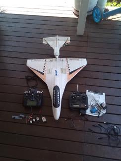 Rc plane dragonfly j,6320