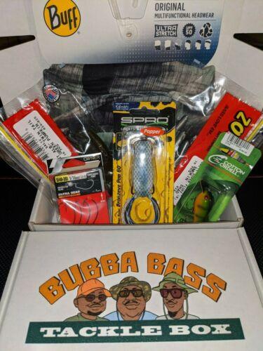 Bubba Bass Tackle Box