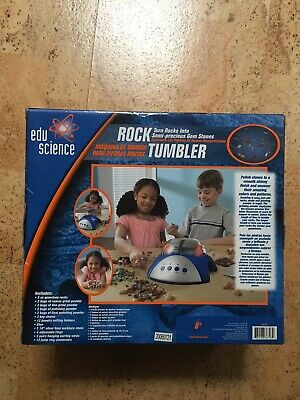 New Rock Tumbler Edu Science -- 28010 02524A toys r us jewelry glass kids