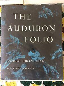 The Audubon Folio
