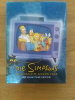 Simpsons Season Four Staffel Vier Collectors Edition 4 DVD Hessen - Bad Homburg Vorschau