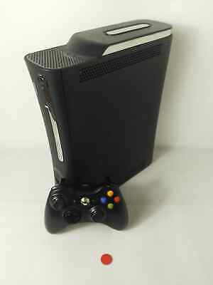 Microsoft Xbox 360 120GB 120 GB Fat Black Console Used