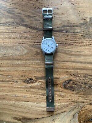 Hamilton Khaki Field Mechanical Watch White Dial - 38MM H69439411