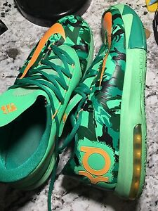 Kd 6 Easter green size 10.5