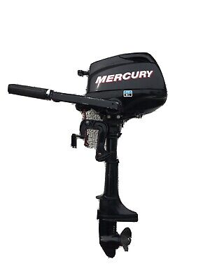 MERCURY 3.5 hp 4 Stroke Outboard Engine  Short Shaft  Motor Boat/RIB