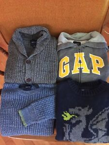 Boys size 6/7 clothes Sweaters & Pants
