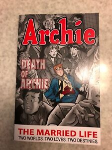 Comics: Death of Archie and Afterlife with Archie TPBs