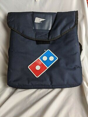 Large Dominos Heat Wave Pizza Hot Delivery Warm Insulated Thermal Bag
