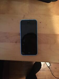 iPhone 5c blue 32gb