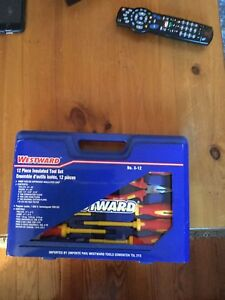 Westward insulated tool kit