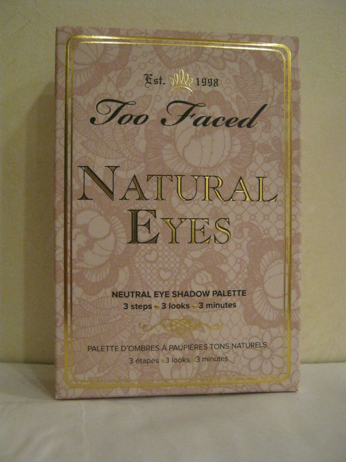 Too Faced Cosmetics, Natural Eye, Neutral Eye Shadow Collect