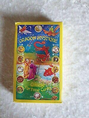 Dragon Mysticque Chinese Fortune Cards, Orakel-Karten, Esoterik,Magie,Orakel