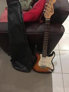Fender squire stratocaster North Lakes Pine Rivers Area Preview